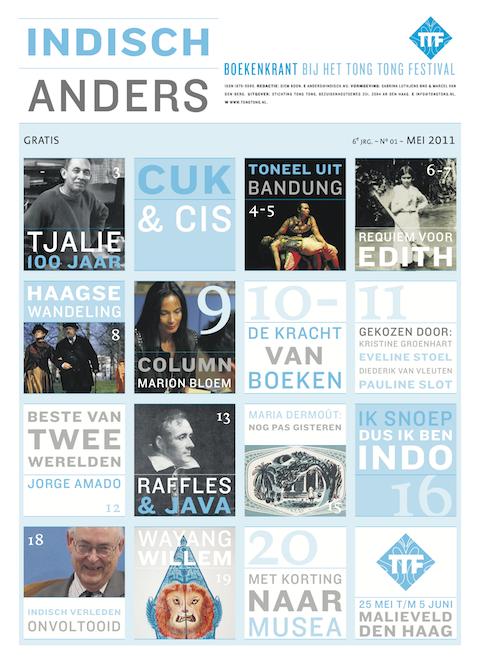 Indisch Anders 2011