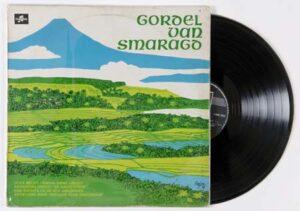 LP-hoes 'De Gordel van Smaragd' door Rogier Boon