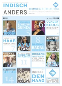 Cover Indisch Anders 2012