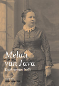 Omslag biografie Melati van Java